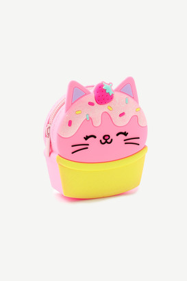 Ardene Cupcake Cat Coin Purse