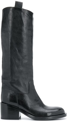 Officine Creative Victoire knee length boots