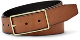 Fossil Reversible Square Keeper Belt