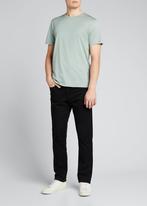 Theory Men's Precise Luxe Cotton Short-Sleeve T-Shirt