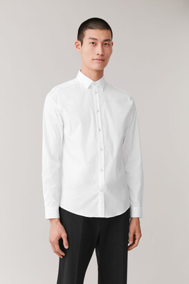 Cos Classic Slim Fit Shirt
