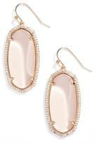 Kendra Scott Women's Elle Pave Drop Earrings