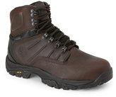 Timberland Dark Brown Jefferson Summit Mid Waterproof Hiking Boots