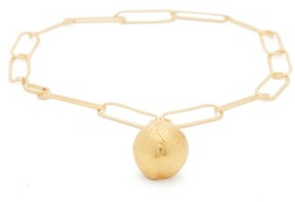 Alighieri The Character Assassin 24kt Gold-plated Anklet - Womens - Gold