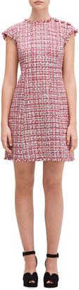 Kate Spade Textured Tweed Dress