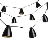 CB2 Bullet Lamp String Lights