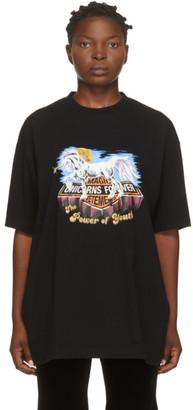 Vetements Black Magic Unicorns T-Shirt