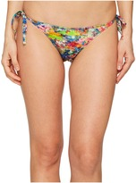 Paul Smith Watercolor Skinny Tie Brief Women's Swimwear
