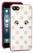 Kate Spade Framed Picture Dot Monster Iphone 7/7S Case - Pink