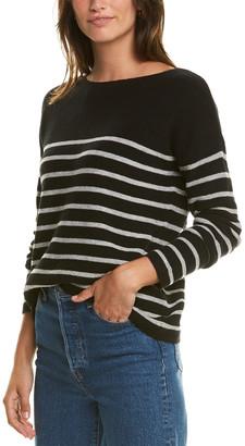 Michael Stars Joss Wool-Blend Pullover