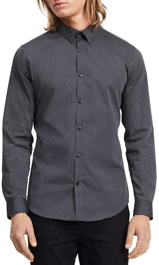 9ac7aa08 Black Button Down Night Shirt - ShopStyle Canada