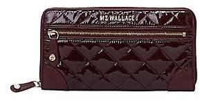 MZ Wallace Women's Crosby Long Wallet