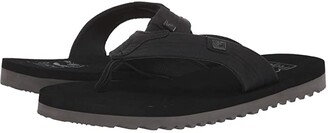 Flojos Felix (Black/Gray) Men's Shoes