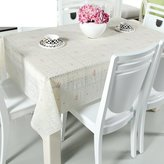DGJTDF Eurpean pastral lace table clth/Ht-il-prf dispsable tableclths/PVCWaterprf table clth/ table clth