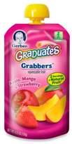 Gerber Graduates Grabbers Apple/Mango/Strawberry