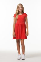 PPLA Clothing Simple Girl's Red Dress