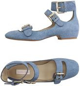 See by Chloe Ballet flats