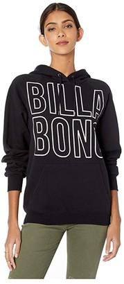 Billabong Legacy 2.0 Hoodie (Black) Women's Sweatshirt