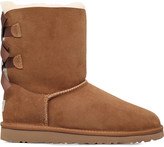 UGG Bailey Bow sheepskin boots 8-10 years