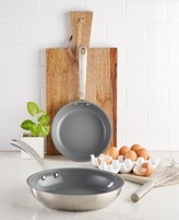 Culinary Science by Martha Stewart Collection Martha Stewart Collection Culinary Science by 2-Pc. Fry Pan Set, Created for Macy's