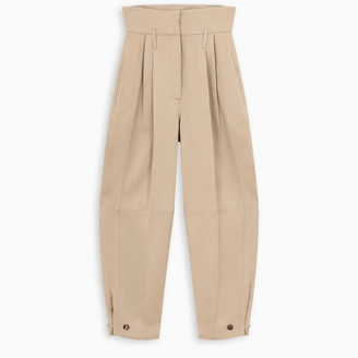Givenchy Beige high-waist trousers