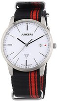 Junkers Watches Men's Quartz Watch 6C38-1 with Textile Strap