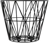 ferm LIVING Large Wire Basket - Almond Green