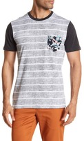 Public Opinion Tropical Knit Short Sleeve Tee