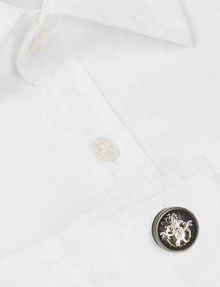 Tateossian Tourbillion gear cufflinks