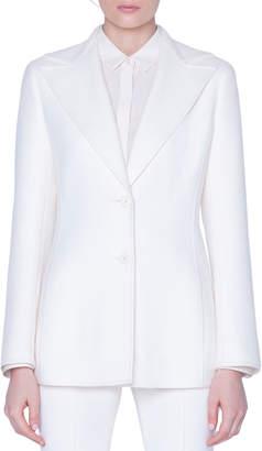 Akris Cashmere Blazer Jacket