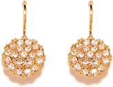 The Limited Pavé Drop Earrings