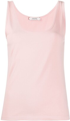 Dorothee Schumacher Scoop-Neck Vest Top