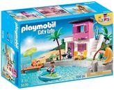 Playmobil Luxury Beach House Playset - 5636