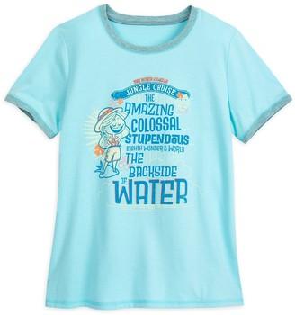 Disney Jungle Cruise Ringer T-Shirt for Women