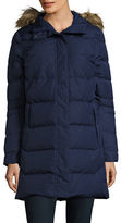 Helly Hansen Aden Faux-Fur-Trimmed Down Parka