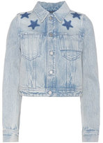 Givenchy Cropped denim jacket