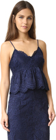 WAYF Lace Cami Top