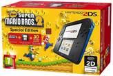 Nintendo 2DS with New Super Mario Bros 2