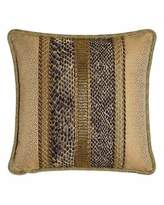 """Sweet Dreams Andromeda Pieced Pillow with Beading, 18""""Sq."""
