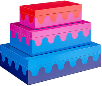 Jonathan Adler Small Ripple Box