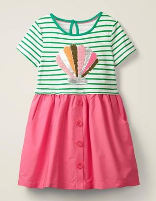 Sequin Colour Change Dress
