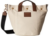 Marc Jacobs Canvas Leather Trooper Small Paratrooper
