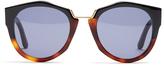 Marni Driver geometric round-frame sunglasses