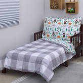 Carter's Woodland Boy 4 Piece Toddler Bedding Set