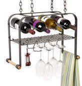Enclume Hanging Wine Rack