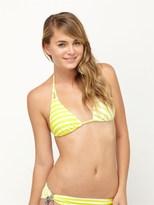 Roxy Bohemian Sunset Tiki Tri Bikini Top