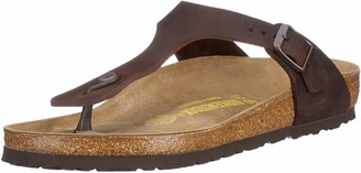Birkenstock Gizeh Greased Leather Women's Sandals