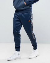 Ellesse Poly Joggers With Taping