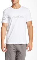 Calvin Klein Crew Large Chest Logo Tee