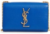 Saint Laurent 'Mini Monogram' Crossbody Bag